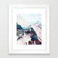 Untitled 20131108w Framed Art Print