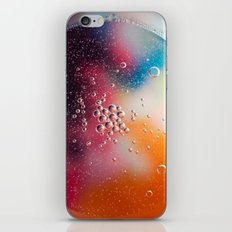 Bubble Power iPhone & iPod Skin