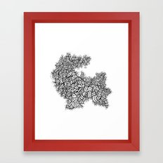 Abstract 65581081 Framed Art Print