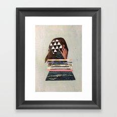 The Third Framed Art Print