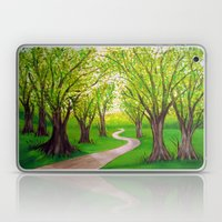 Summer landscape Laptop & iPad Skin