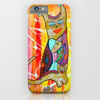 CAT OR TWO  iPhone 6 Slim Case