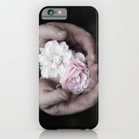 The wild flowers grows here iPhone 6 Slim Case