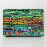 :: Technicolor Walkway :… iPad Case