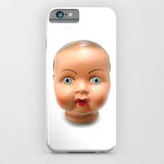 Dolls head iPhone 6 Slim Case