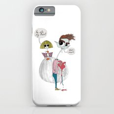 That boy is a monster iPhone 6 Slim Case