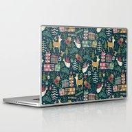Christmas Joy Laptop & iPad Skin