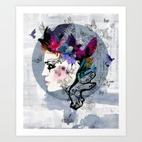 Estrella Art Print
