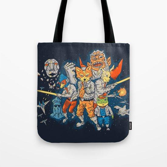 Fox Team Tote Bag