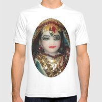 Rani Mens Fitted Tee White SMALL