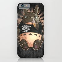 CUDDLE MONSTER iPhone 6 Slim Case