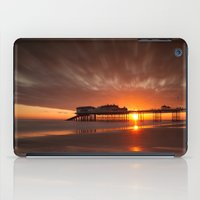 Cromer Pier Sunrise iPad Case