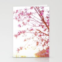 Sun-Drenched Stationery Cards