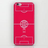 Universal Platform (Outlined) iPhone & iPod Skin