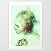 Art Prints featuring Weld by Anna Dittmann
