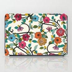 Fleurs iPad Case