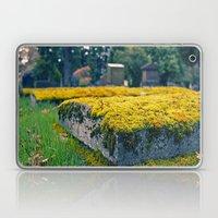 Cemetery green Laptop & iPad Skin