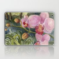 Orchid Beauty Laptop & iPad Skin