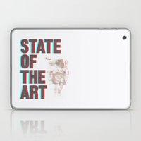 STATE OF THE ART Laptop & iPad Skin