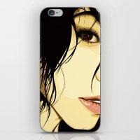 the tale of a girl iPhone & iPod Skin