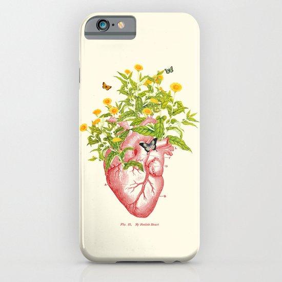 My Foolish Heart iPhone & iPod Case