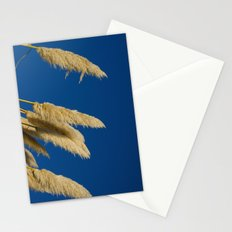 A soft breeze, against a cobalt sky. Stationery Cards