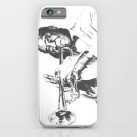 Louis Armstrong, Satchmo or Pops iPhone 6 Slim Case
