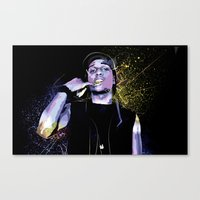 ASAP  Canvas Print