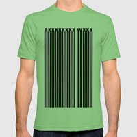 Wang Mens Fitted Tee Grass SMALL