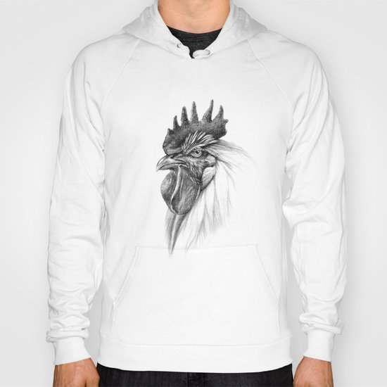 The Rooster SK065 Hoody