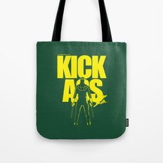 KICK ASS Tote Bag
