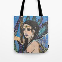 Royal Wings Tote Bag