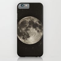 The Moon  [Sans Type] iPhone 6 Slim Case