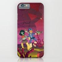 Matilda And Bouru - Alie… iPhone 6 Slim Case