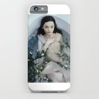 iPhone & iPod Case featuring Mermaid by Rachel Thalia Fisher