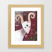 Peace-Bhoomie Framed Art Print