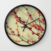 When Spring Was Autumn..… Wall Clock