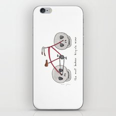 the most badass bicycle ever iPhone & iPod Skin