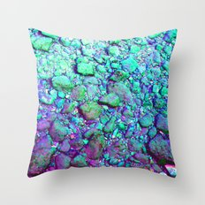 Rocks #1 Throw Pillow