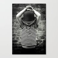 Juvenile Jazz 2 Canvas Print