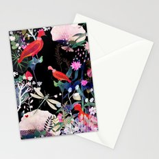 enchanted night Stationery Cards