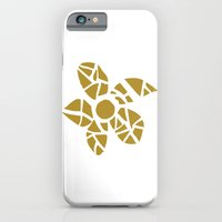 Mosaic Flower iPhone 6 Slim Case