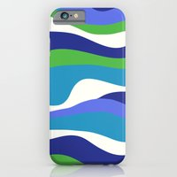 Cordillera Stripe: Purpl… iPhone 6 Slim Case