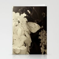 Petal Wings Stationery Cards