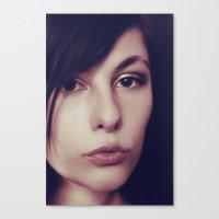 Self - 02 Canvas Print