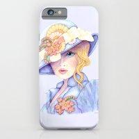 Ascot Girl iPhone 6 Slim Case