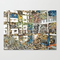MUSEUM OF PHOTOGRAPHIC ARTS Canvas Print