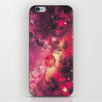 The Space Roses - for iphone iPhone & iPod Skin