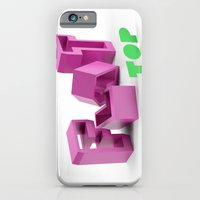 iPhone & iPod Case featuring Flat Top by illustrious state