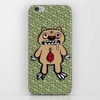 ZOMBEAR iPhone & iPod Skin